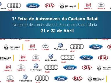 I Feira de Automóveis da Caetano Retail