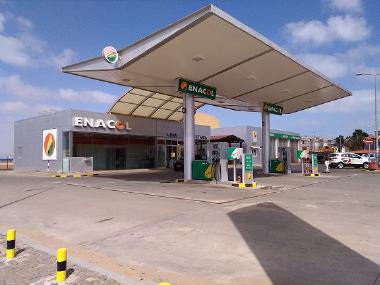 Cabo Verde explora posto de combustível ENACOL e alarga a sua rede até à ilha do Sal