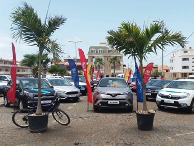 II Feira Automóvel da Caetano Retail na Ilha do Sal