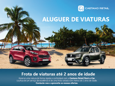 Cabo Verde Rent-A-Car com oferta diversificada