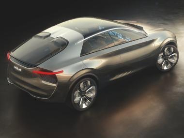 Kia eletrificou Genebra com o seu novo carro concetual