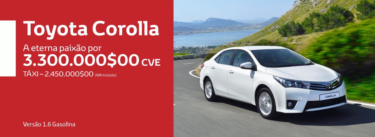 Toyota Corolla – O Ícone regressa melhor do que nunca!