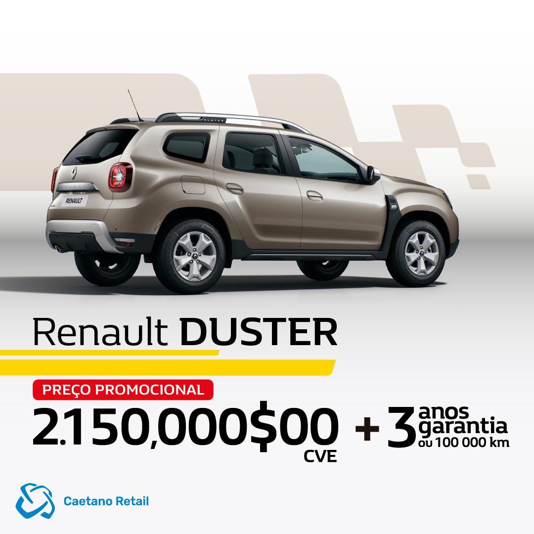 Renault Duster | Preço Especial
